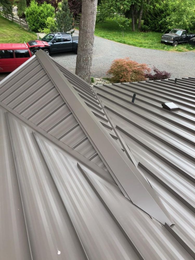 Standing Seam Metal Roofing Metal Roofing For Seattle