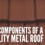 A Quality Metal Roof Metal Roofing for Seattle by Four Seasons