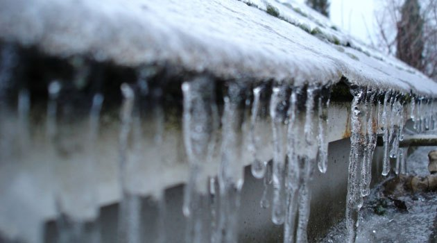 ice dams Metal Roofing for Seattle